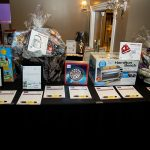 163740-3881 ZCIWD - Silent Auction display - Kids and Family