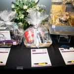 163843-3902 ZCIWD - Silent Auction display - Culinary Extravaganza