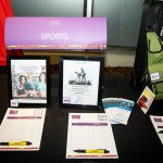 164022-3930 ZCIWD - Silent Auction display - Sports