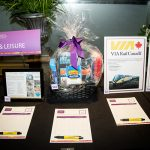 164033-3936 ZCIWD - Silent Auction display - Travel and Leisure - VIA + VIA