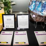 164120-3950 ZCIWD - Silent Auction display - Travel and Leisure - SPA