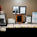 163612-3865 ZCIWD - Silent Auction display