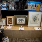 163643-3872 ZCIWD - Silent Auction display art section