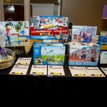 163726-3877 ZCIWD - Silent Auction display kids and family section