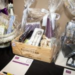 163813-3890 ZCIWD - Silent Auction display - baskets - home decor