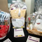 163834-3897 ZCIWD - Silent Auction display