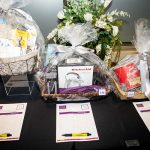 163841-3901 ZCIWD - Silent Auction display Culinary