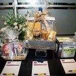 163846-3903 ZCIWD - Silent Auction display Spring Travel basket