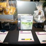 163849-3904 ZCIWD - Silent Auction display - Culinary