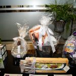 163904-3908 ZCIWD - Silent Auction display - Culinary