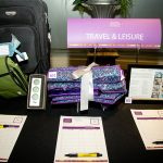 164028-3933 ZCIWD - Silent Auction display - Travel and Leisure