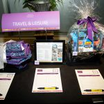 164031-3935 ZCIWD - Silent Auction display - Travel and Leisure VIA