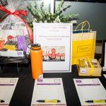 164104-3944 ZCIWD - Silent Auction display - Travel and Leisure