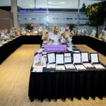 164520-4008 ZCIWD - Silent Auction display - Night on the Town