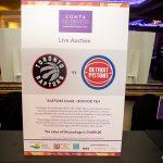 164743-4023 LIVE AUCTION - #5 Raptors Box for 10