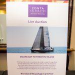 164750-4025 LIVE AUCTION - #7 Sailing Day to Toronto Island