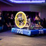 175422-4186 ZCIWD 2020 - St. Mildred's Robotic Team - demo on stage