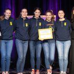 185105-4369 ZCIWD 2020 - St. Mildred's Robotic Team receiving certificate