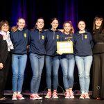 211848-2409 ZCIWD 2020 - St. Mildred's Robotic Team receiving certificate